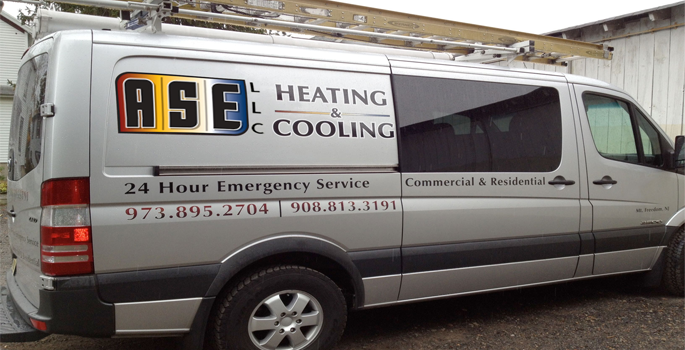 About ASE Heating & Cooling LLCs